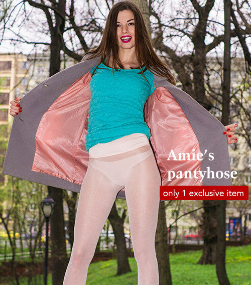 Pantyhose of Amie from 06-2016-1