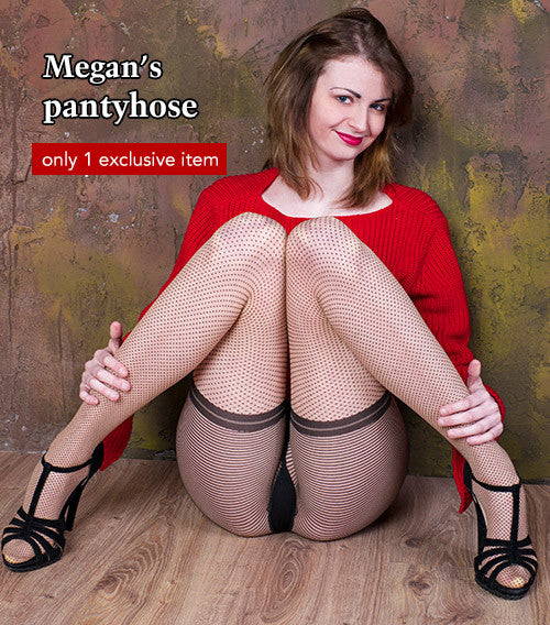 Pantyhose of Megan from 12-2015