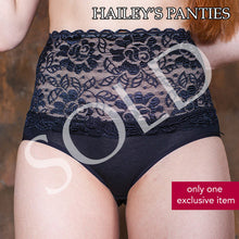 LACED PANTIES of HAILEY from 2017-05(1)