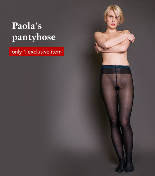 Pantyhose of Paola from 06-2016-1