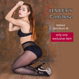 Pantyhose of HAILEY from 2017-05(1) - Wolford Satin Touch 20