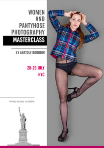 The Women in Pantyhose Photography Masterclass in NYC