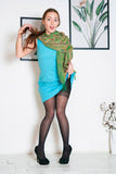 PANTYHOSE of MIRA 2019-03(2) MARYBLUE FIGURA 40