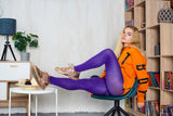 VIOLET PANTYHOSE of NANCY 2019-04(2)