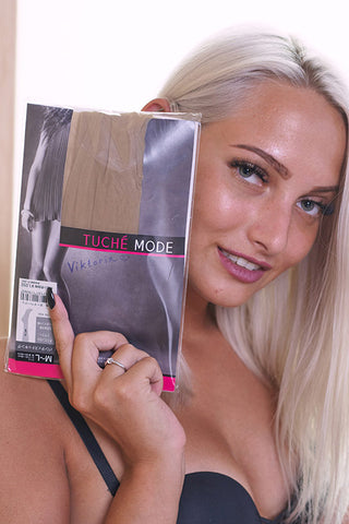 VIKTORIA K's PANTYHOSE TUCHE MODE JAPAN 2019-10(2)