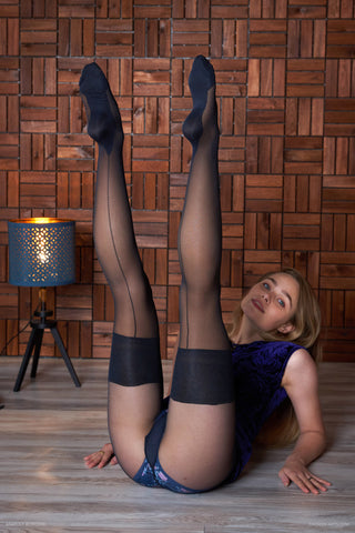 HAILEY'S Pantyhose - Wolford Satin Touch 20 from 2021-01(2)