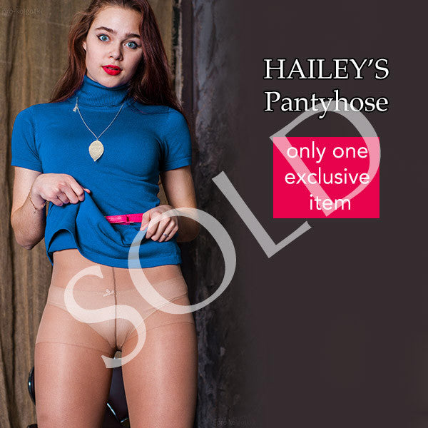 Pantyhose of HAILEY from 2017-03(2) - GRACIA 70