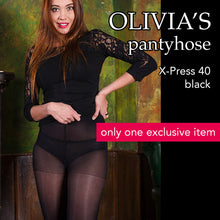 Pantyhose of OLIVIA 2017-02 X-PRESS 40