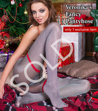 Pantyhose of Veronika from 2017 NEW YEAR SPECIAL - Cosmic