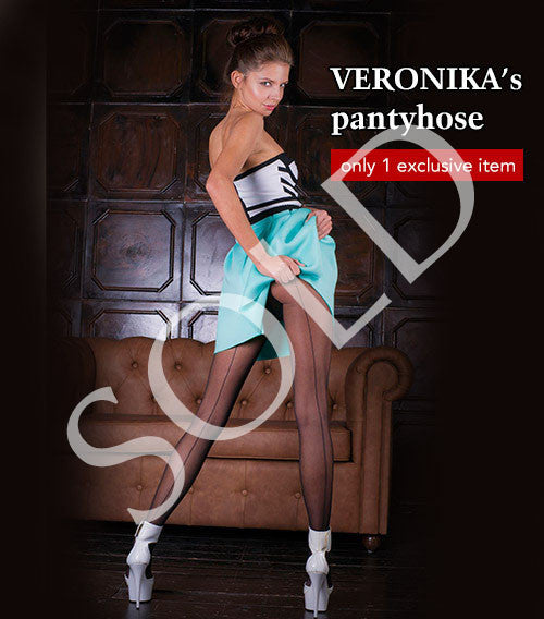 Pantyhose GERBE of Veronika from 11-2016-2