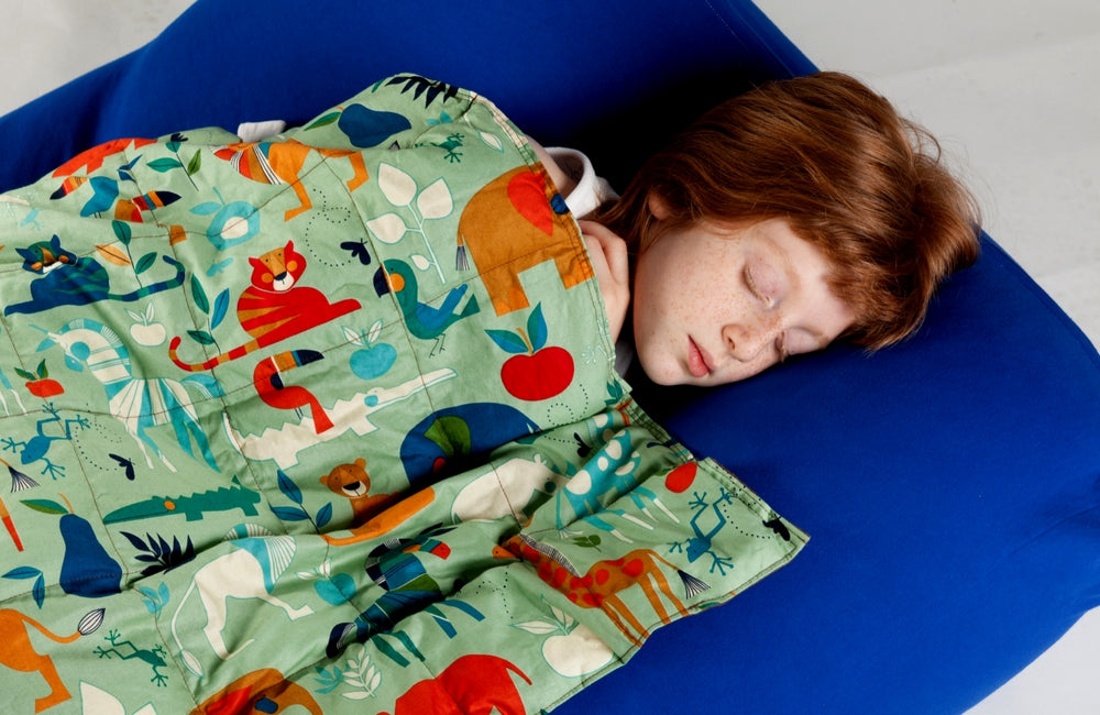 Benefits of Weighted Blankets for Autism