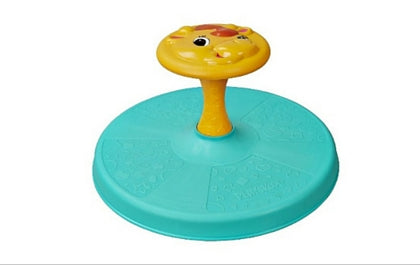 Sit and spin toys