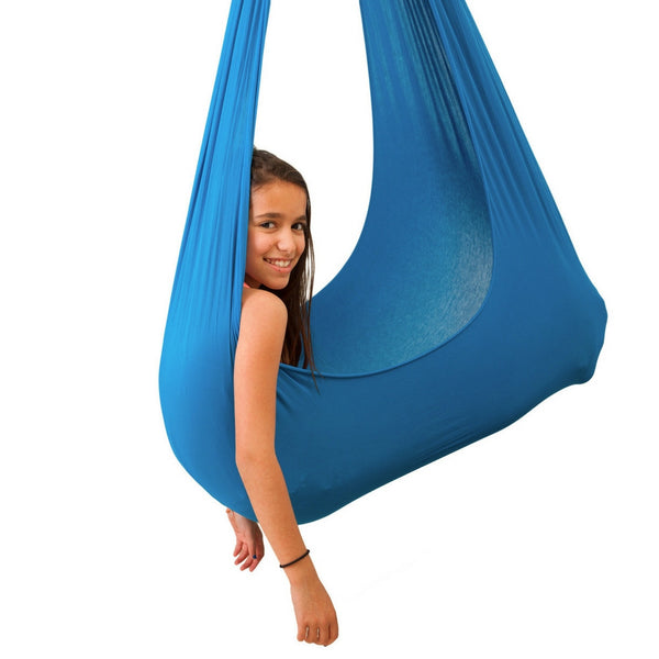 Buy Jumbo Therapy Swing Light Blue Inyard Swings For