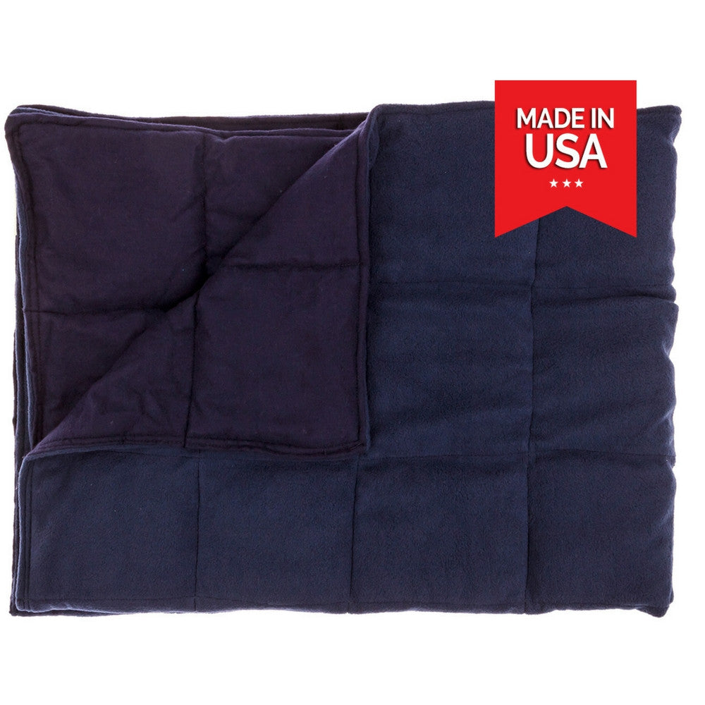 Find navy blue weighted blanket for kids autism blanket at premium weighted blanket for kids navy blue nvjuhfo Image collections