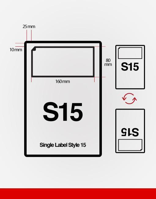 Introducing Our New Integrated Labels | SR Mailing