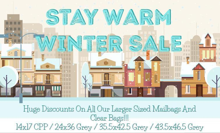 STAY WARM WINTER SALE NOW ON | SR Mailing