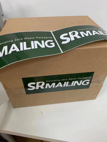 Stickers Christmas | SR Mailing Sustainable eCommerce Packaging