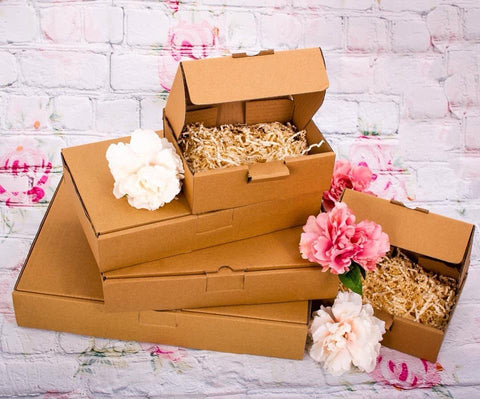 Cardboard Boxes | SR Mailing | Sustainable eCommerce Packaging
