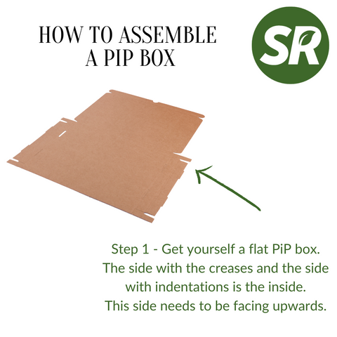 How To Assemble A PiP Box | SR Mailing