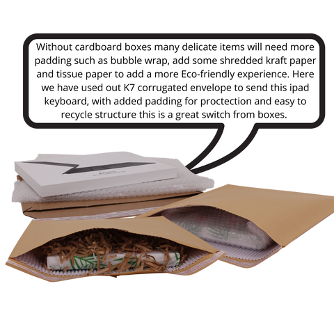 SR Mailing | Sustainable eCommerce Packaging