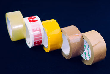 Full Range Packing Tapes