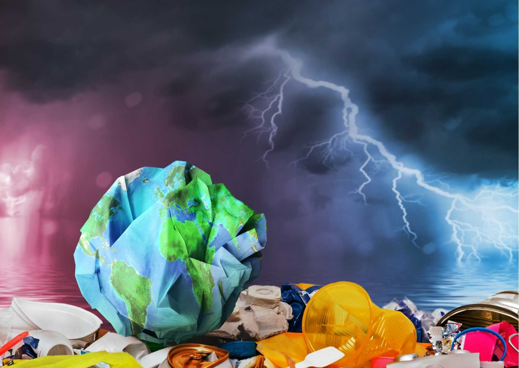Great Pacific Ocean Garbage Patch   SR Mailing