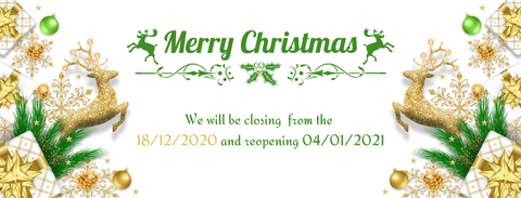 Important Christmas Dates | SR Mailing