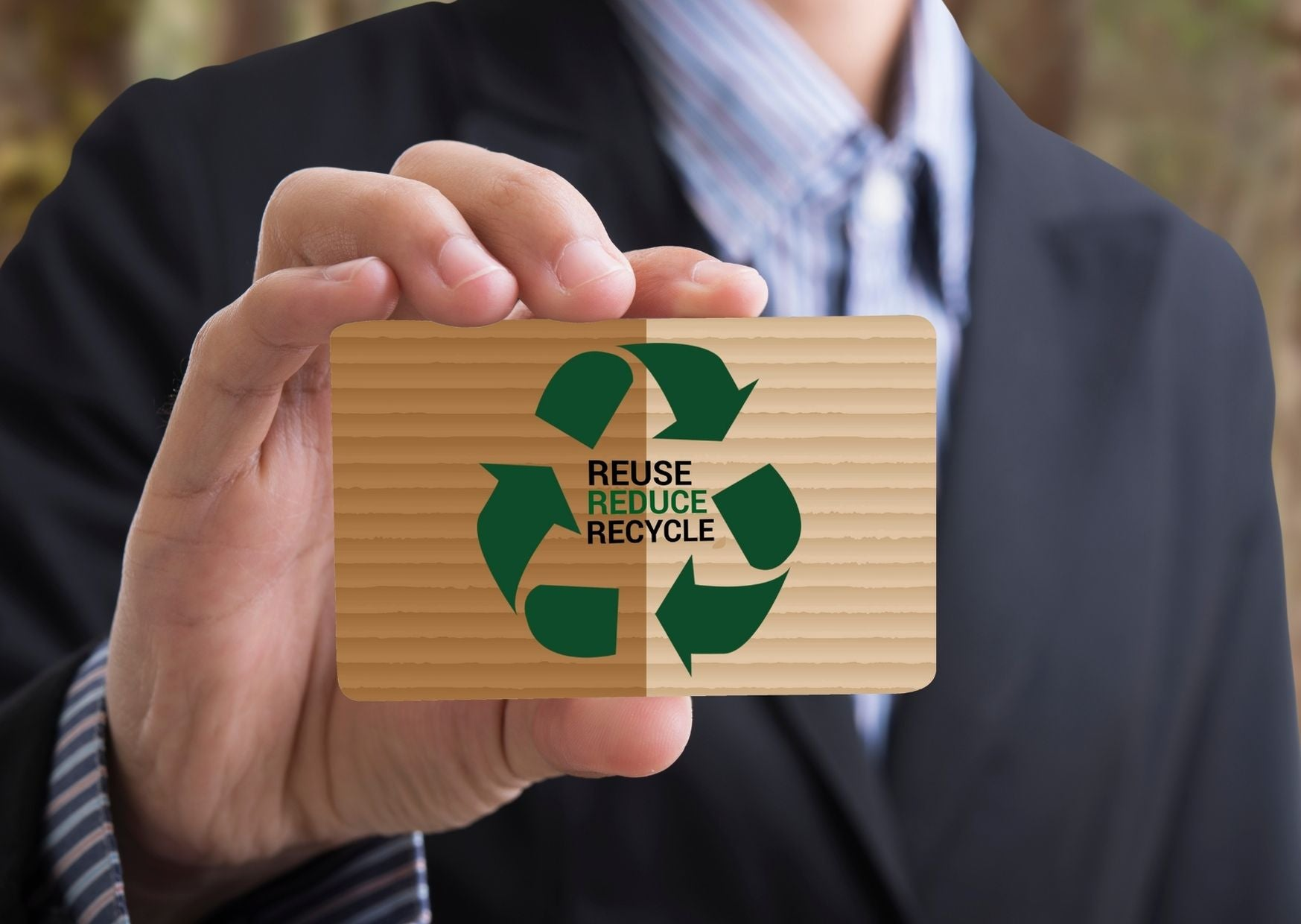 Reduce Reuse Recycle | SR Mailing Ltd