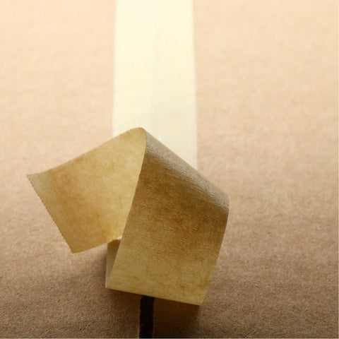 Environmentally friendly natural Kraft tape   sustainable packaging solutions