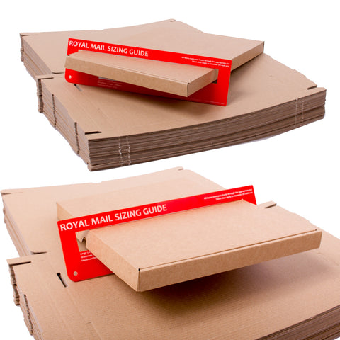C4/A4 Royal Mail Large Letter PiP Cardboard Boxes