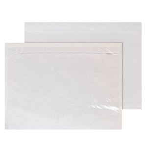 A6 Plain Document Enclosed Wallet