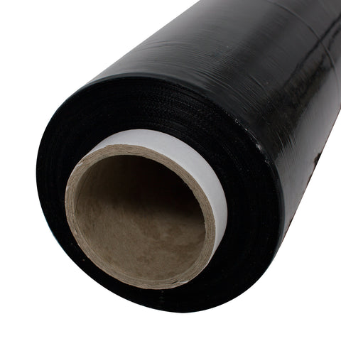 Black Shrink Wrap 500mmx250m 23 Micron