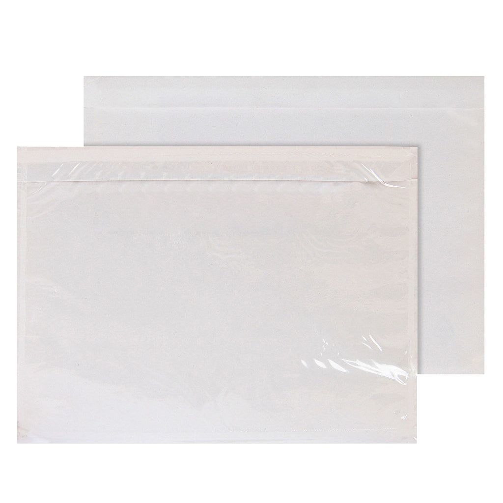 A5 Plain Document Enclosed Wallet,SR Mailing,