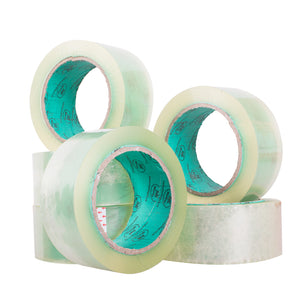 48mm x 91m (100yards) Clear Tapes