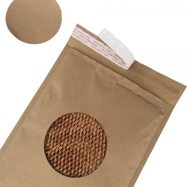 Brown Kraft Honeycomb Envelope D/1