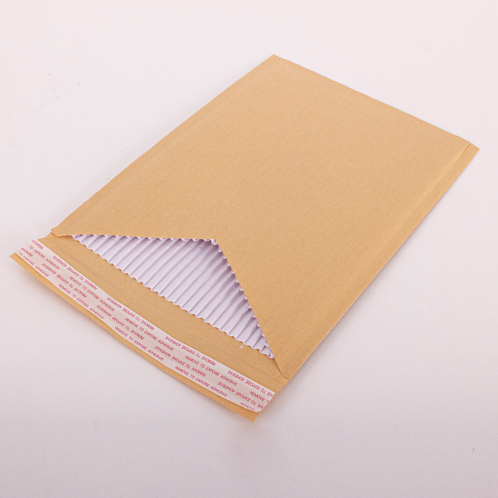Brown Corrugated Padded Envelope A/000