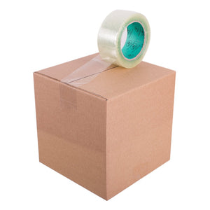 60mm x 91m (100yards) Clear Tapes
