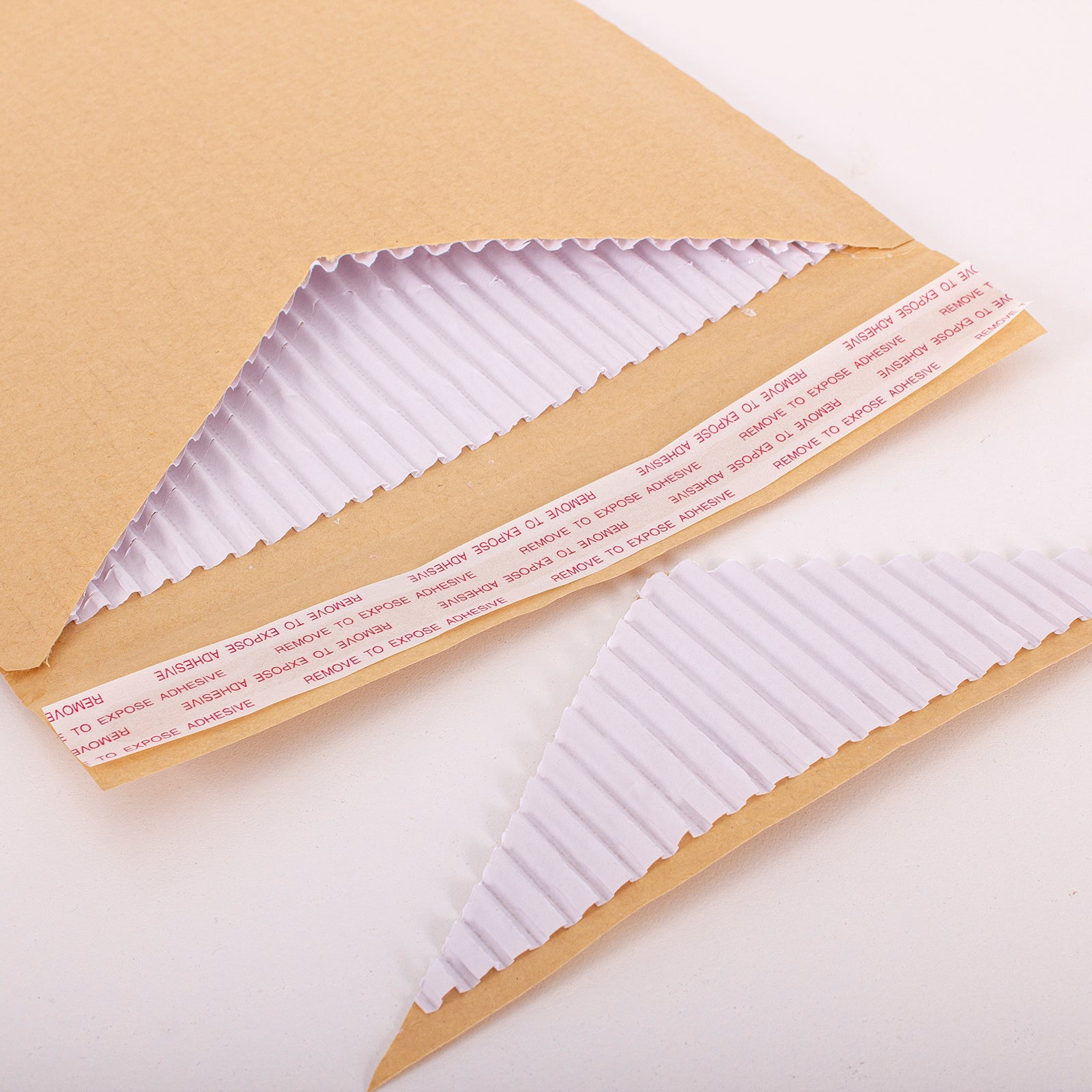 Brown Corrugated Padded Envelope G/4