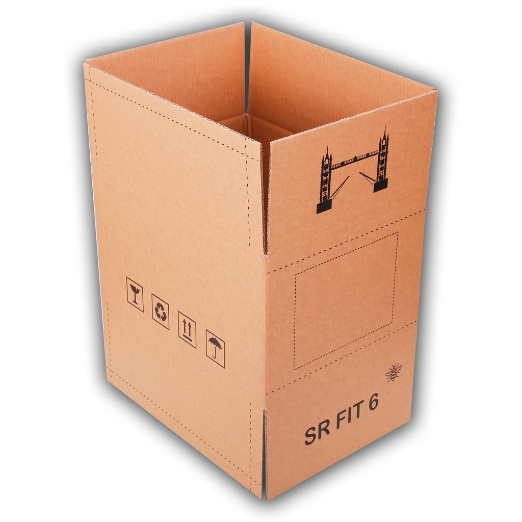 SR FIT6 - 430 x 320 x 232 mm,SR Mailing,BOX
