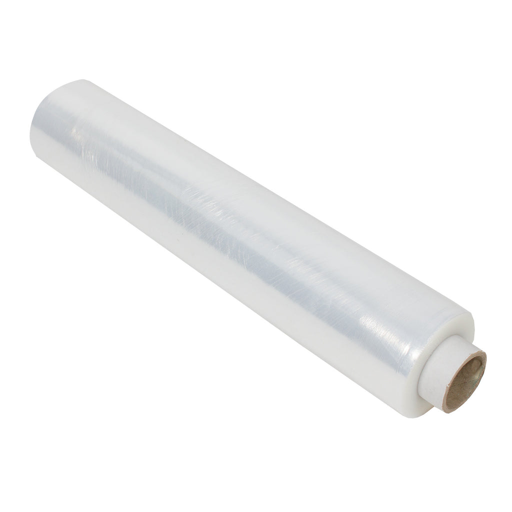 Clear Shrink Wrap 500mmx250m 23 Micron