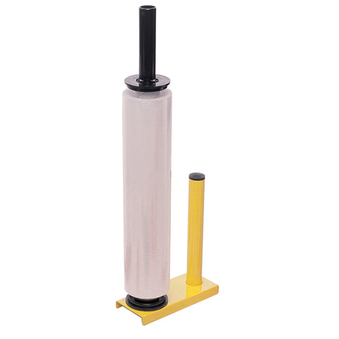 Metal Pallet Stretch Shrink Wrap Dispenser Holder,SR Mailing,