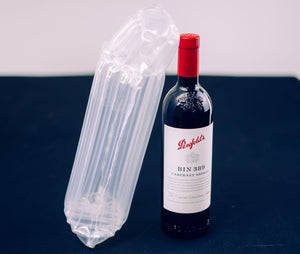 Wine Air Pouch, Wine Postal Pillow, Wine Bottle Protector, Void Fill Protective Packaging