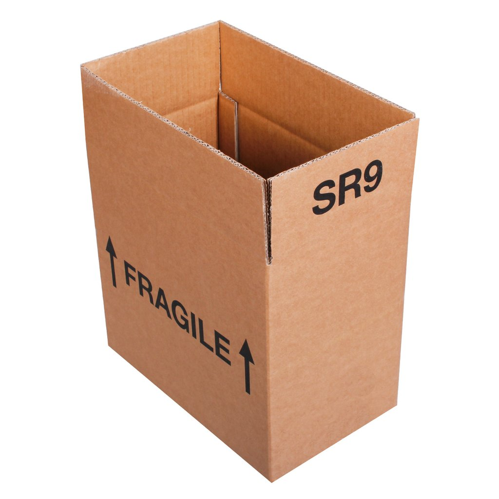 SR9 - 290 x 175 x 250 mm,SR Mailing,BOX