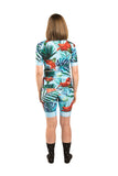 HUB Women's Premium Short Sleeve Jersey - Hawaiian Sky