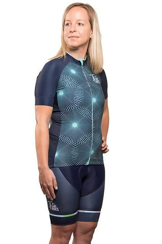 She Rides HUB Elite Bib Knicks - Women's Fit