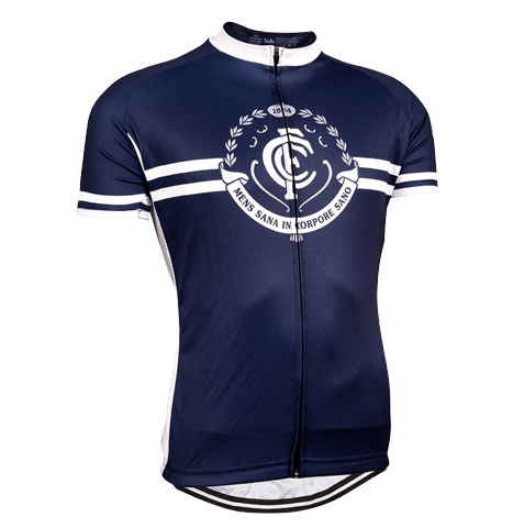 817b5f7f9c06 Carlton AFL Licensed Short Sleeve Jersey – HUB Cycling