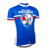 Western Bulldogs AFL Licensed Short Sleeve Jersey
