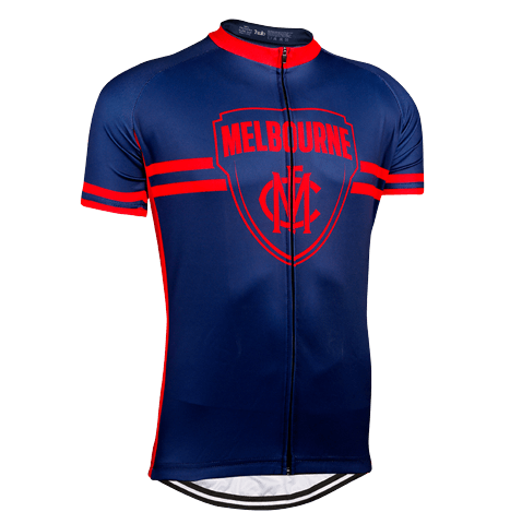 Melbourne Demons AFL Licensed Short Sleeve Jersey