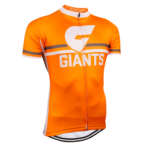 Greater Western Sydney Giants AFL Licensed Short Sleeve Jersey