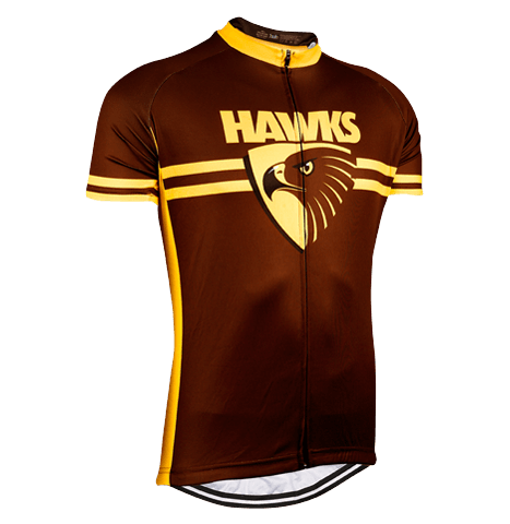 Hawthorn AFL Licensed Short Sleeve Jersey